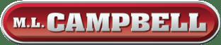 M.L. Campbell Logo