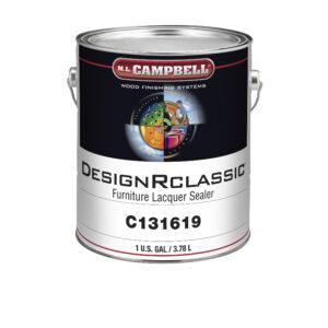 DesignRclassic® Furniture Pre-Catalyzed Clear Sealer