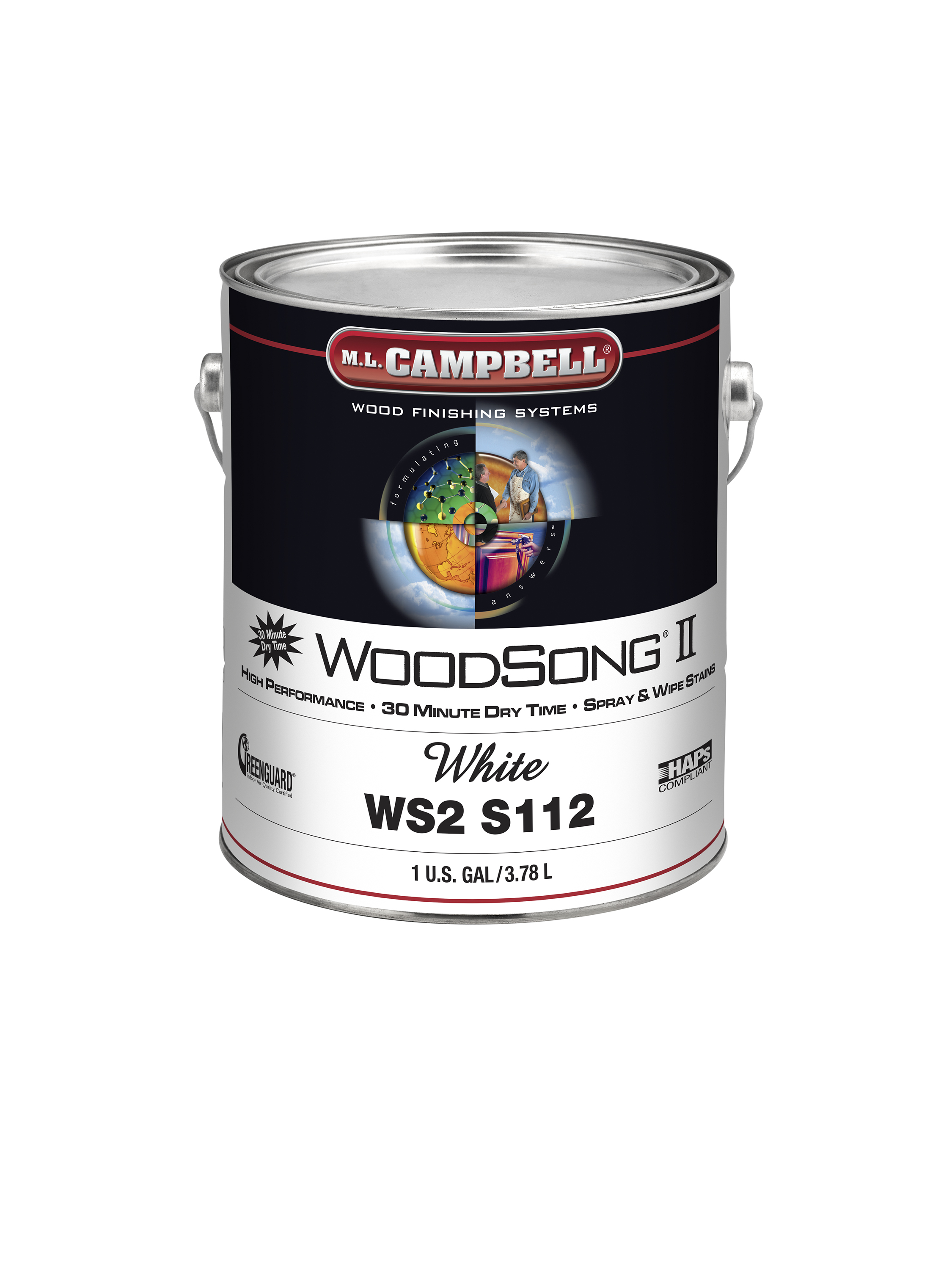 Woodsong Ii 10 Spray And Wipe Stain M L Campbell