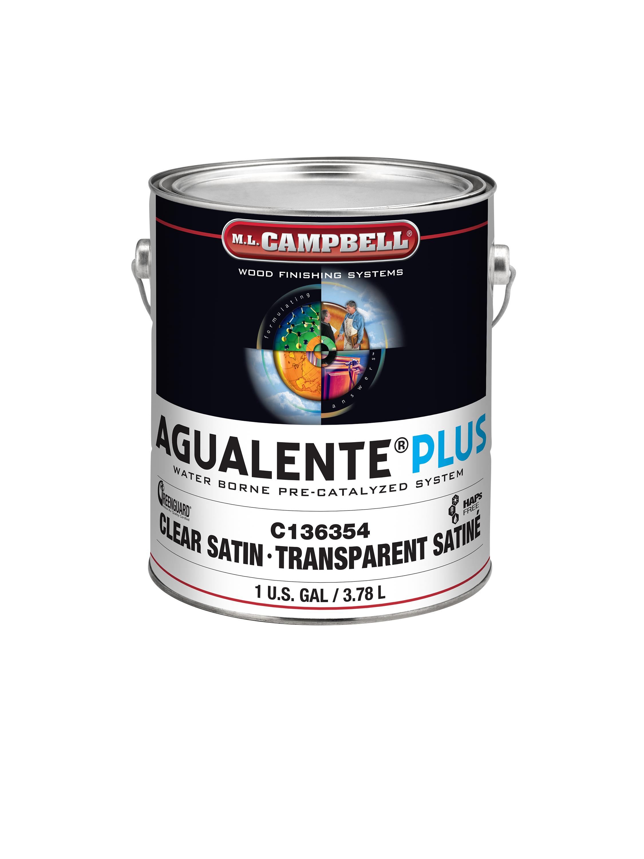 Agualente® PLUS Clear - M L  Campbell