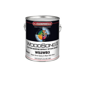 MLCA-WS2WB3-16-WoodSong-II-Water-Borne-Spray-Stain-Base-1gal-main